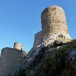chateau de Rochetaillée vu depuis l'auberge
