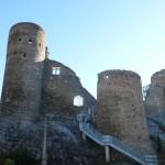 Le chateau de Rochetaillée vue de face
